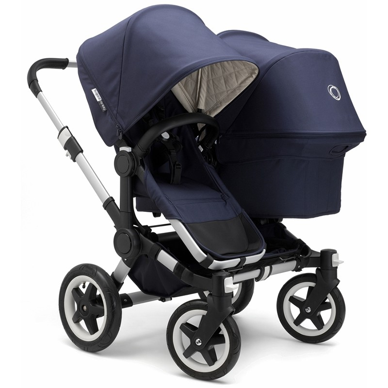 Bugaboo Donkey Classic Plus Duo Double Stroller - Free ...