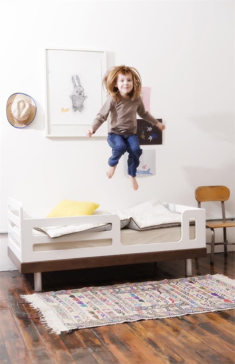 best sneakers 3e5e6 965fd Oeuf Classic Toddler Bed - Birch