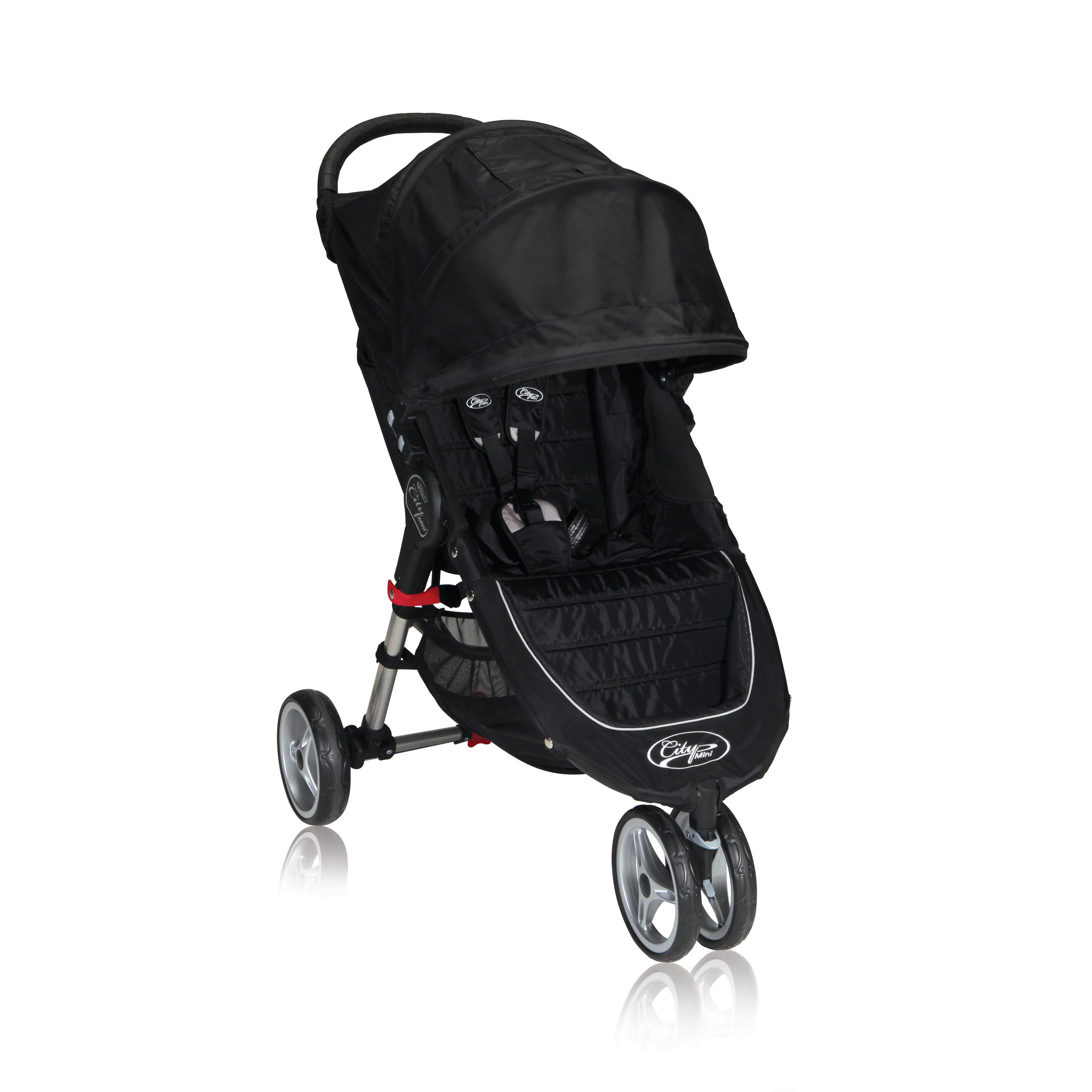Jogger City Mini Lightweight Easy Fold Stroller Black/Gray