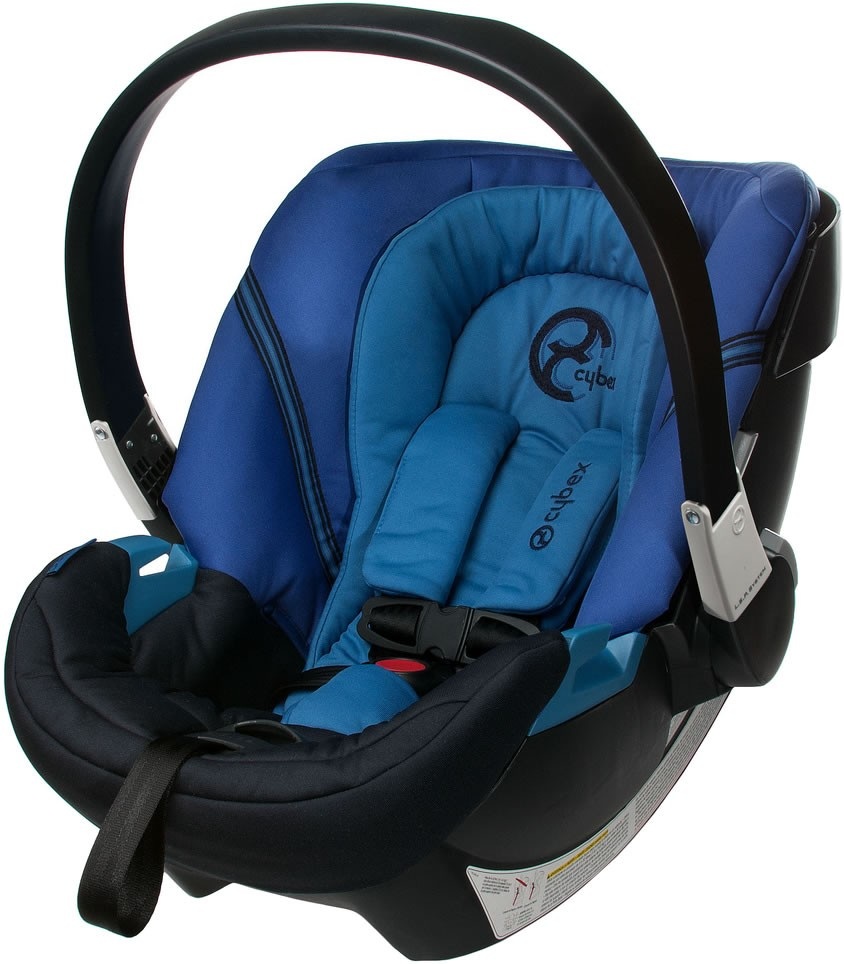 cybex aton 2 infant car seat heavenly blue infant car seats car seats baby gear. Black Bedroom Furniture Sets. Home Design Ideas
