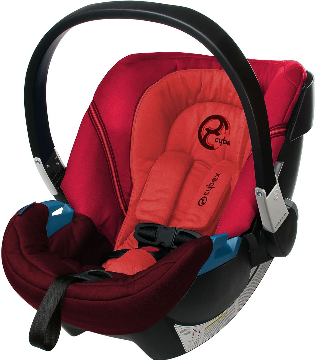2014 cybex aton infant car seat poppy red car seats baby gear. Black Bedroom Furniture Sets. Home Design Ideas