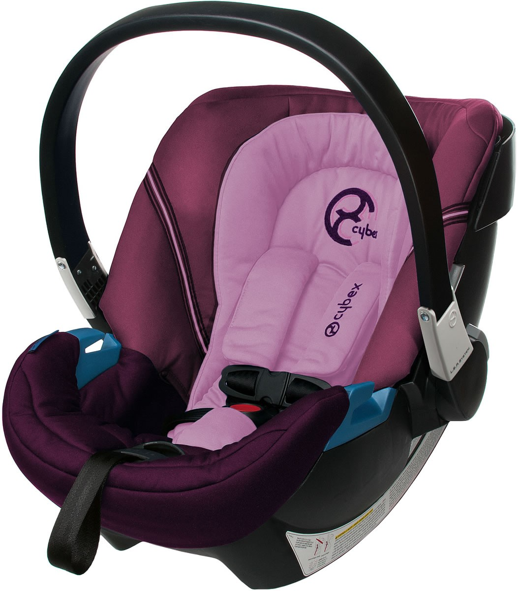 cybex aton 2 infant car seat violet spring infant car. Black Bedroom Furniture Sets. Home Design Ideas