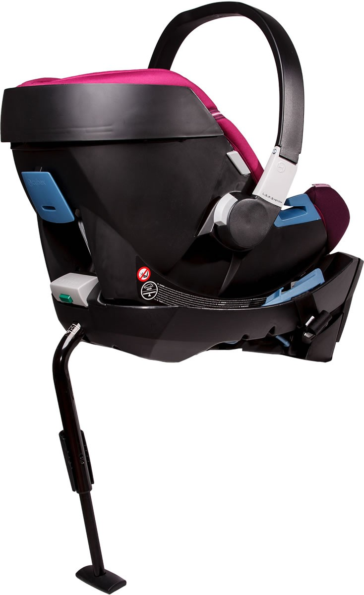2013 Cybex Aton 2 Infant Car Seat Violet Spring Infant