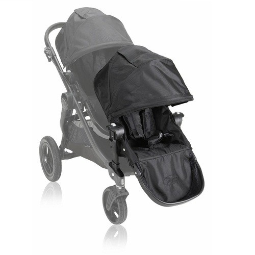 2014 Baby Jogger City Select Second Seat Kit All Black Pre