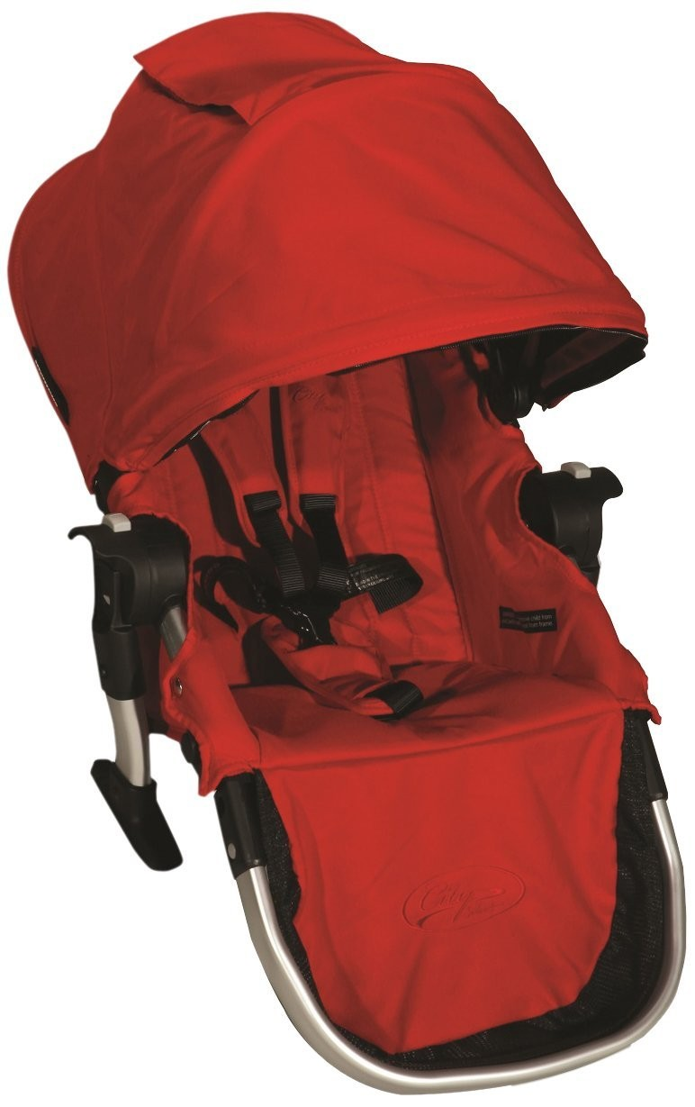 287248d0c8df Baby Jogger City Select Second Seat Kit Red Pre-Order