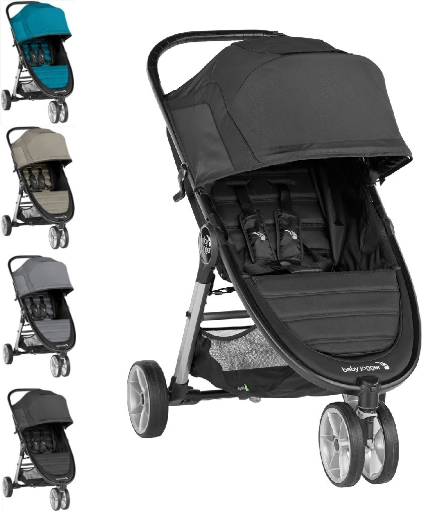 Baby Jogger City Mini 3 Wheel Single Stroller