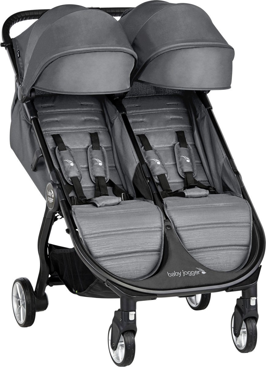 Baby Jogger City Tour Double Stroller Slate