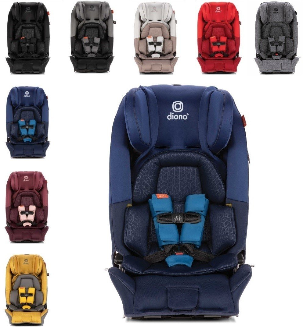 Diono Car Seat >> Diono Radian 3 Rxt Latch All In One Convertible Car Seat