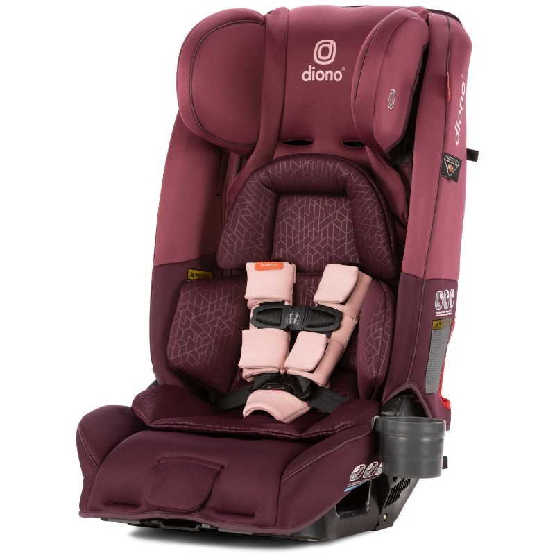 All In One Convertible Car Seat Plum Diono