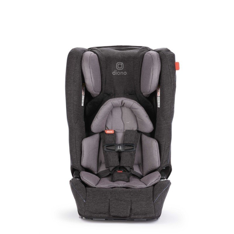 Dino Car Seat >> Diono Rainier 2 Axt Latch All In One Convertible Car Seat Gray Dark