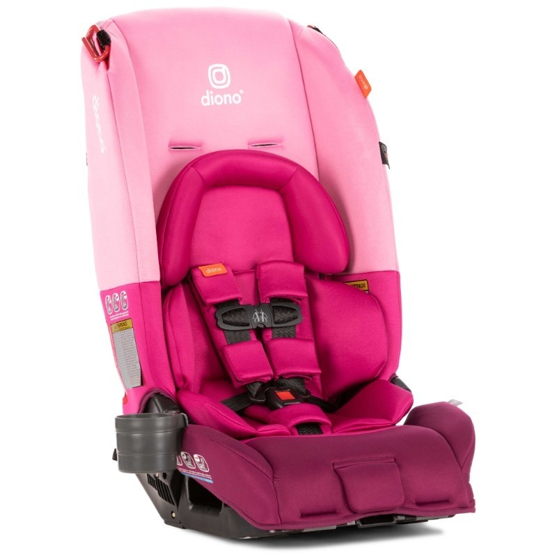Diono Radian 3 RX Latch All in One Convertible Car Seat - Pink Free  Shipping - No Tax c0ee38a59411