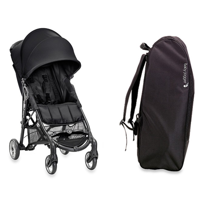 Baby Jogger City Mini Zip Stroller With Free Travel Bag