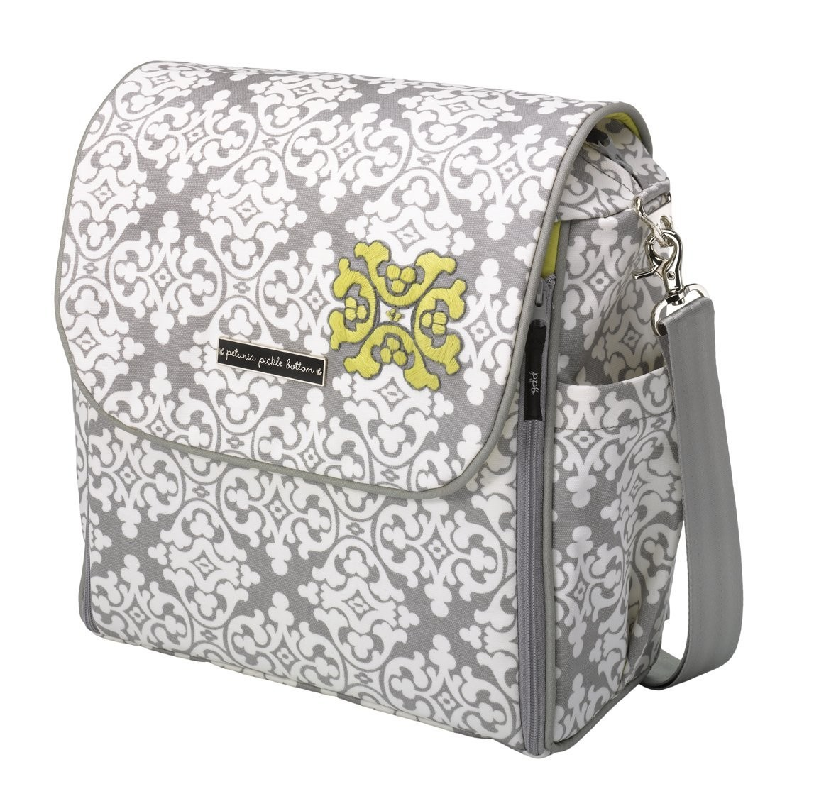 Petunia Pickle Bottom Boxy Diaper Bag Breakfast In Berkshire