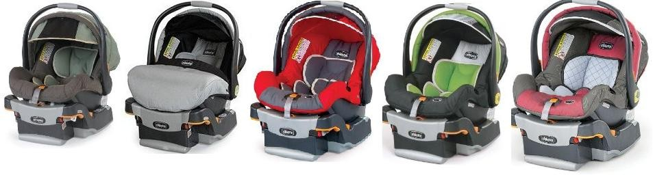 how to put baby in chicco keyfit 30