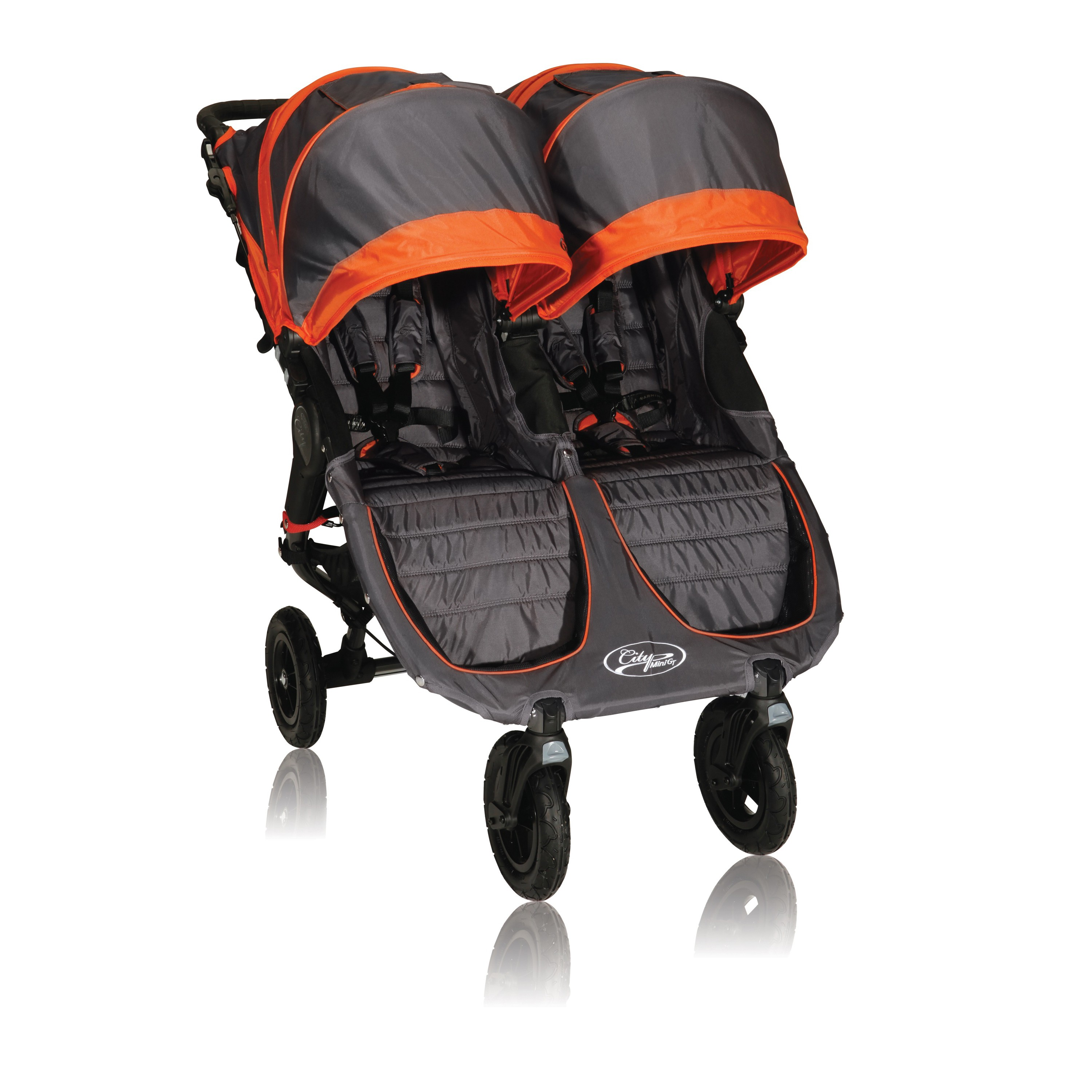 Baby Jogger City Mini GT Lightweight Fold Double Stroller ...