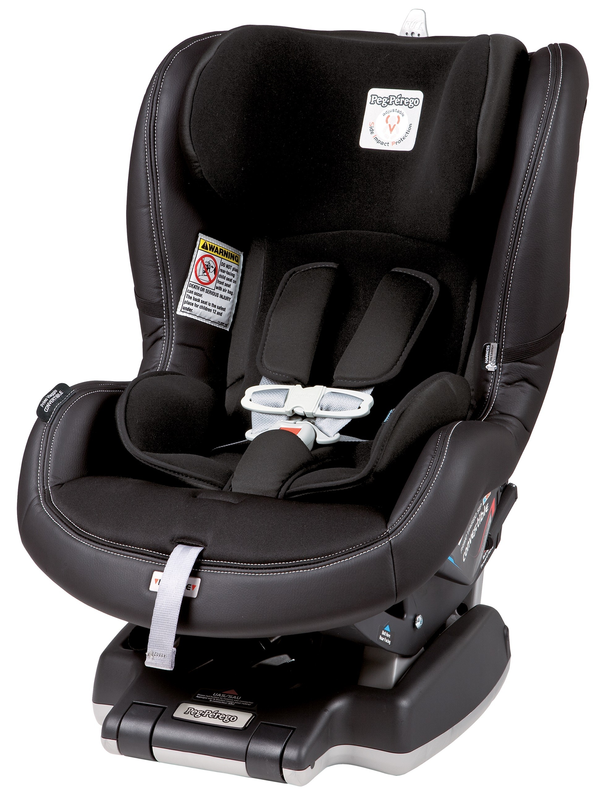 Peg Perego Convertible Car Seat Leather
