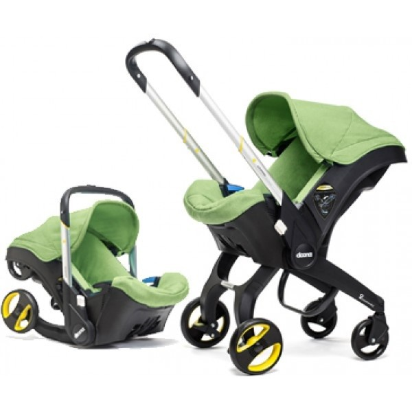 Doona Infant Car Seat With Base Free Essentials Bag