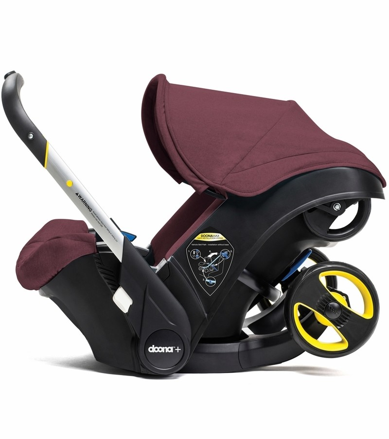 2019 Doona Infant Car Seat Stroller With Base All Day Bag
