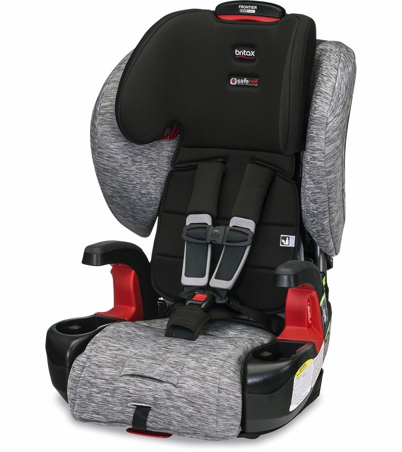 Britax Frontier ClickTight Booster Car Seat - Spark - Free Shipping ...