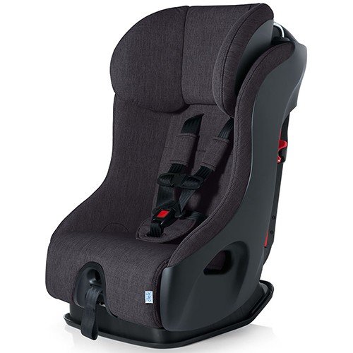 2016 clek fllo convertible car seat with crypton fabric slate. Black Bedroom Furniture Sets. Home Design Ideas