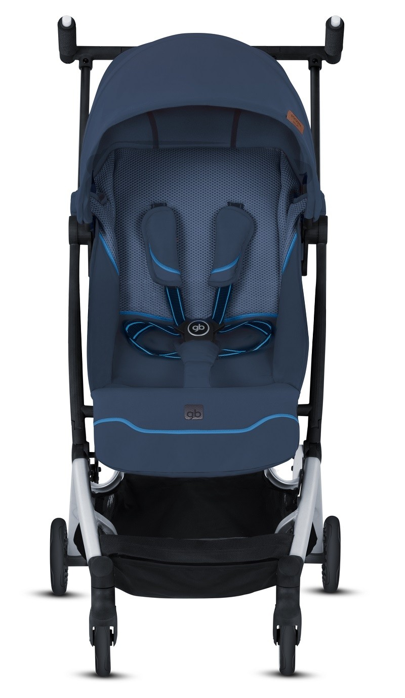 GB Pockit Plus All-City Compact Stroller - Strollers ...