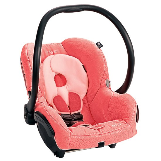 Lightweight Car Seat >> Maxi Cosi Mico Infant Lightweight Car Seat Leopard Pink Car