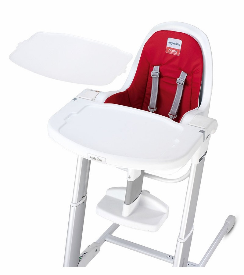 Amazing Inglesina Zuma High Chair White Graphite Ibusinesslaw Wood Chair Design Ideas Ibusinesslaworg