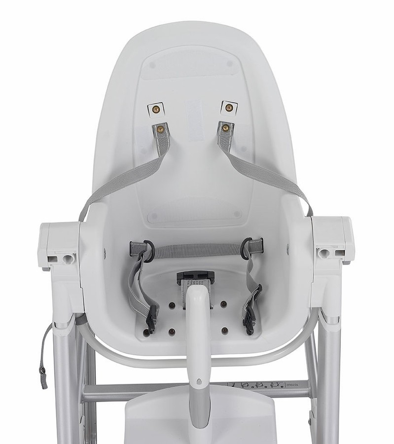 Enjoyable Inglesina Zuma High Chair White Graphite Ibusinesslaw Wood Chair Design Ideas Ibusinesslaworg