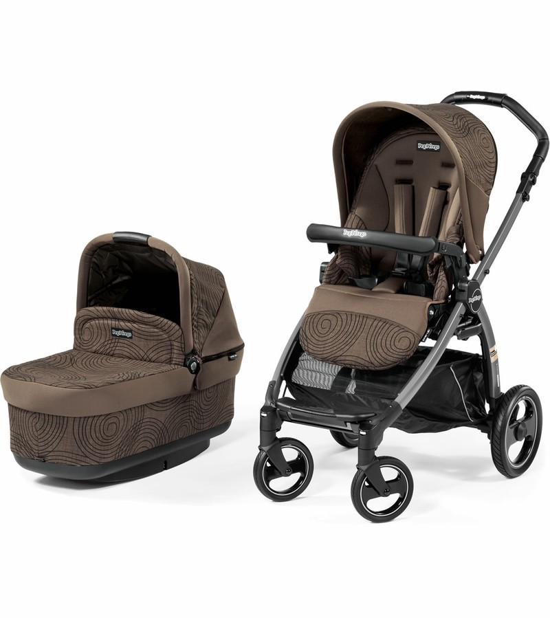 2016 peg perego book pop up stroller with bassinet. Black Bedroom Furniture Sets. Home Design Ideas