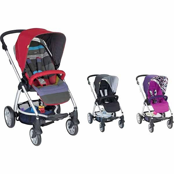 Mamas Papas Sola Stroller Full Size Strollers
