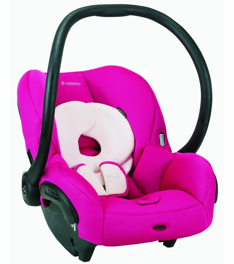 Maxi Cosi Mico 30 Infant Car Seat Bright Rose - Free Shipping - No Tax
