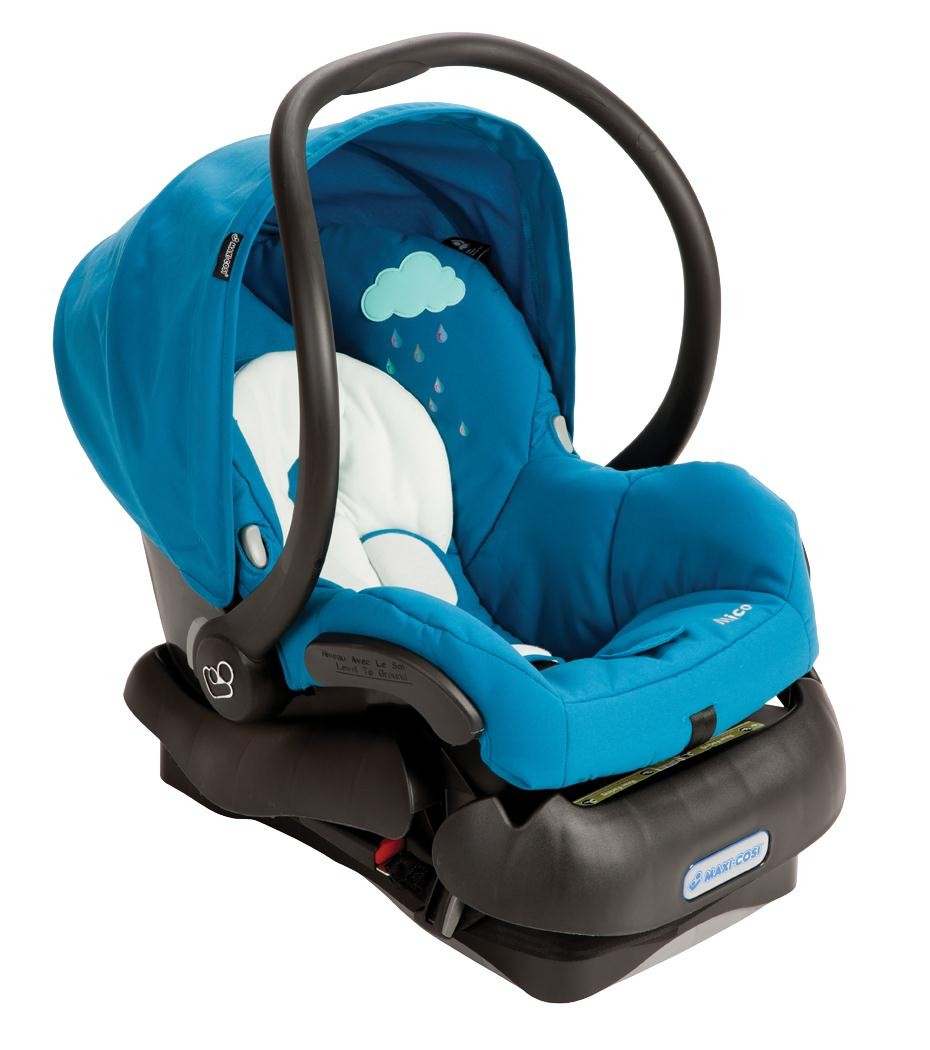 maxi cosi mico infant lightweight car seat misty blue. Black Bedroom Furniture Sets. Home Design Ideas