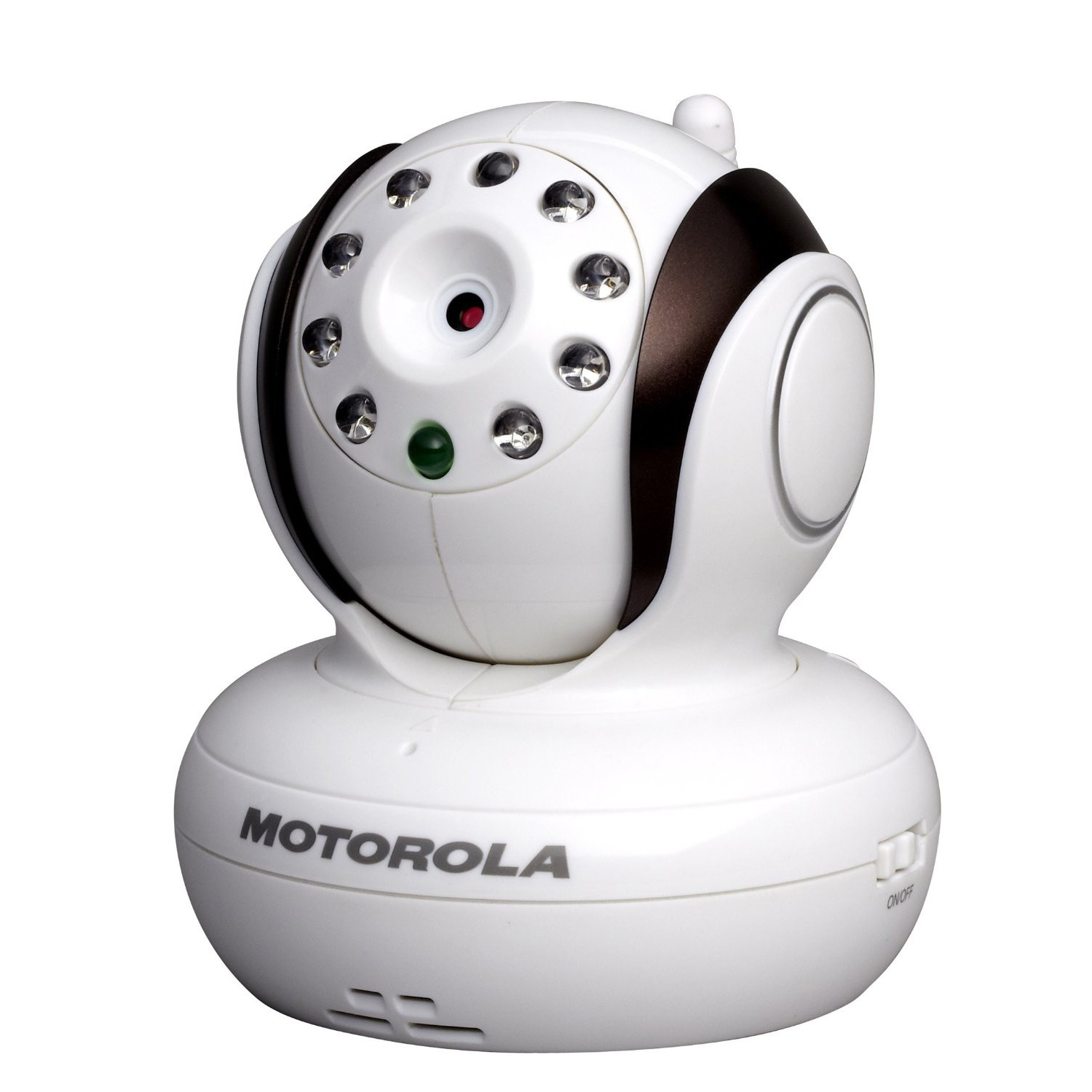 motorola additional camera for motorola mbp36 baby monitor brown with white. Black Bedroom Furniture Sets. Home Design Ideas