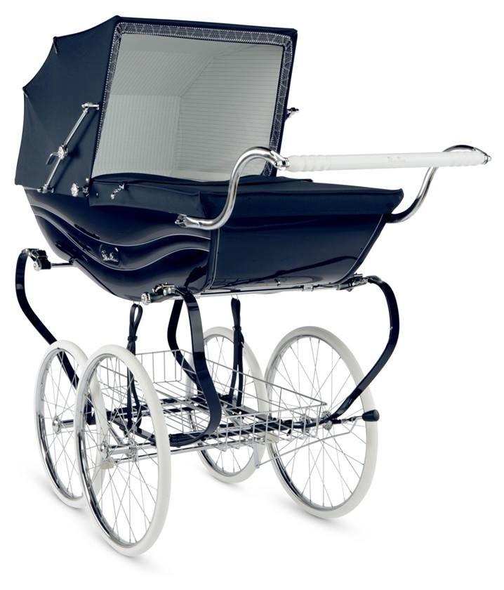 Silver Cross Balmoral Hand Crafted Pram Stroller Pre Order