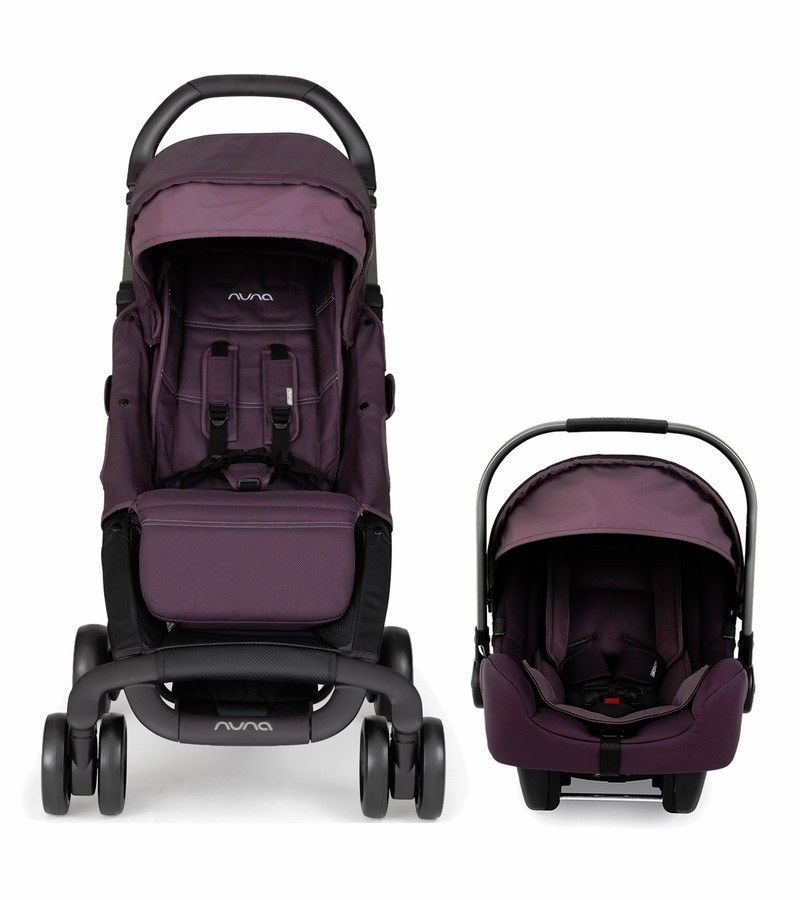 Nuna Travel System With Pepp Stroller And Pipa Lightweight