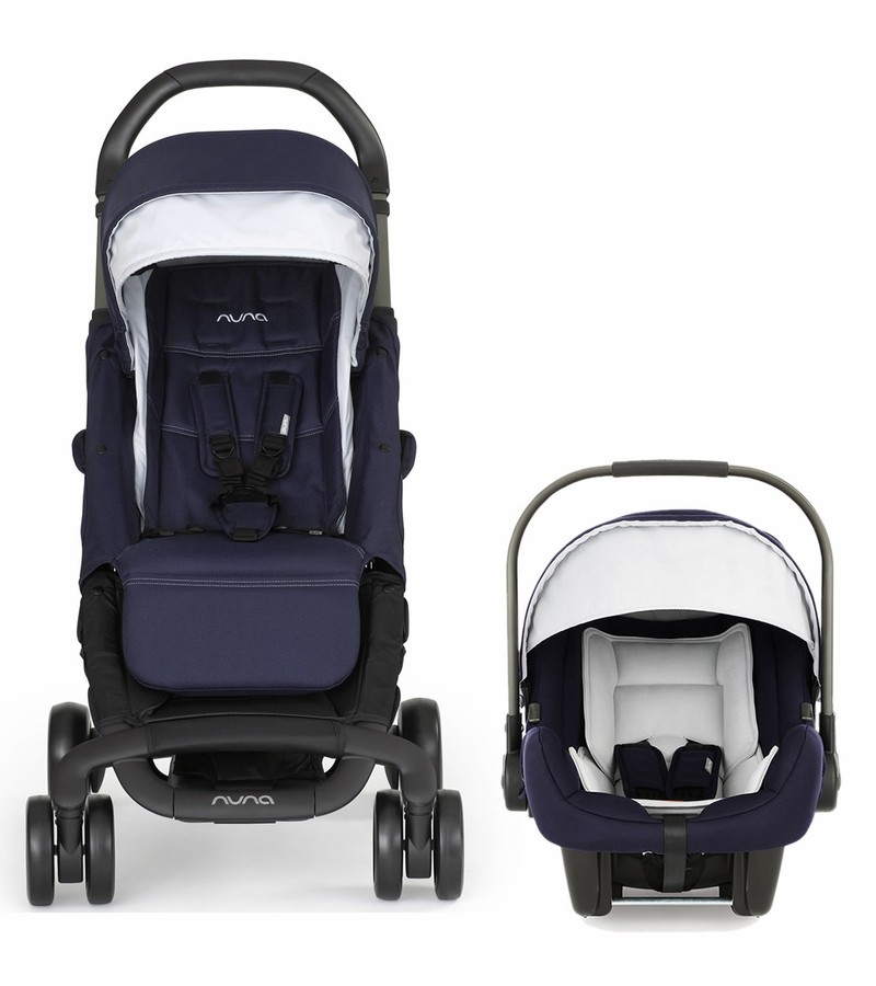 nuna travel system with pepp stroller and pipa lightweight car seat. Black Bedroom Furniture Sets. Home Design Ideas