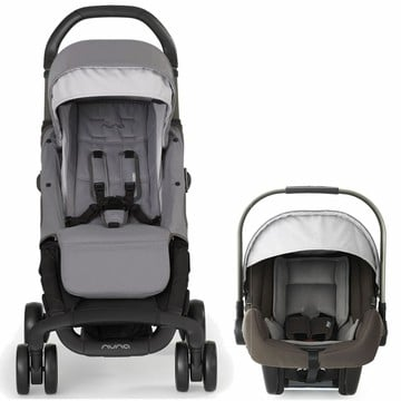 Nuna Travel System with Pepp Stroller and Pipa Lightweight ...