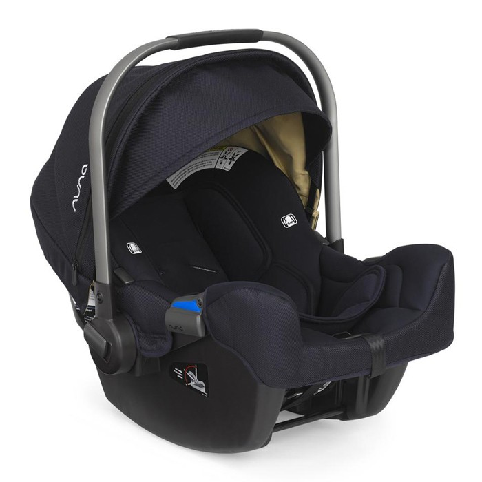 Nuna Pipa Infant Lightweight Car Seat With Base Free