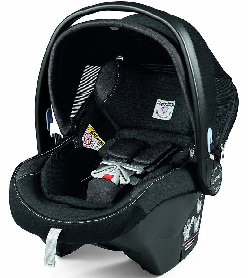 peg perego primo viaggio 4 35 nido infant car seat with base onyx free shipping no tax. Black Bedroom Furniture Sets. Home Design Ideas
