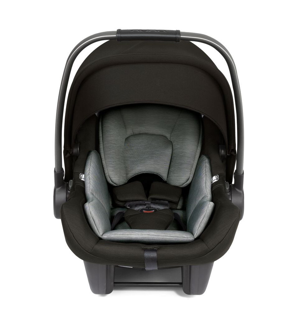 Black Lightest Car Seat Nuna