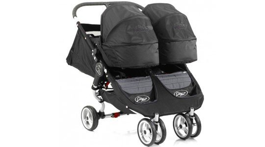 Baby Jogger City Mini Lightweight Easy Fold Double