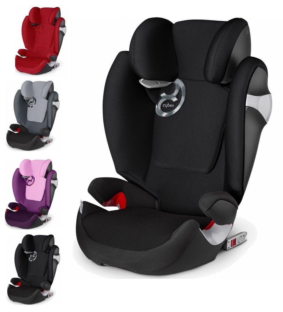 Cybex Solution M Fix High Back Booster Seat