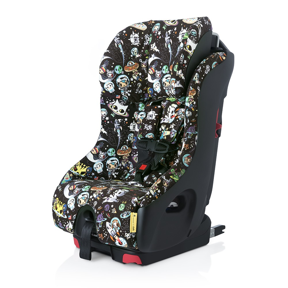 clek foonf convertible car seat 2017 tokidoki space free shipping no tax. Black Bedroom Furniture Sets. Home Design Ideas