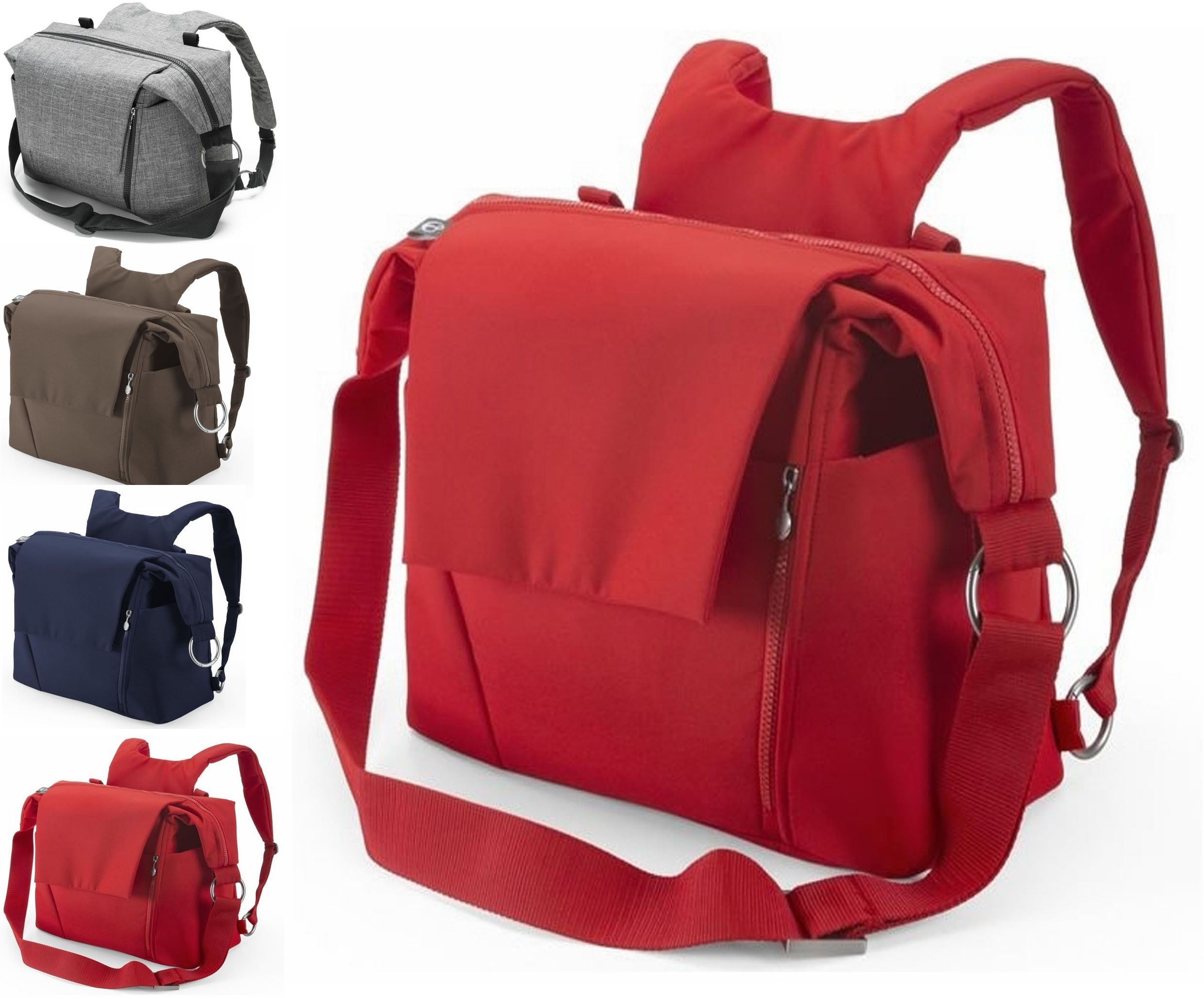 a0d608f0fc857 Stokke Changing Bag - Free Shipping - No Tax