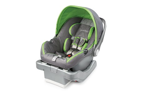 Summer Infant Prodigy Car Seat With SmartScreen Technology