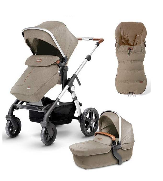 New RAINCOVER Zipped to fit Silver Cross Surf Pushchair Seat Unit Carrycot