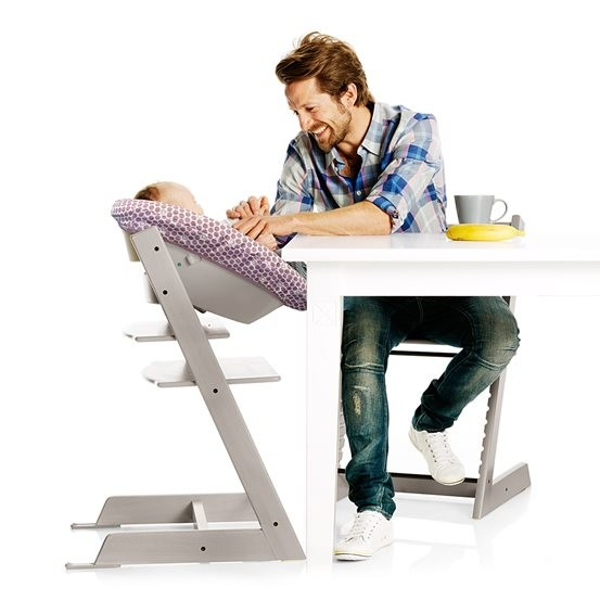 Stokke tripp trapp high chair for Chaise tripp trapp