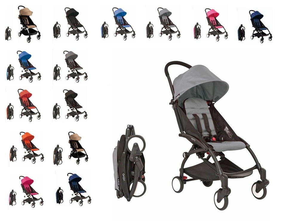 2019babyzen Yoyo Plus Stroller With 6 Color Pack