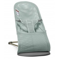 BabyBjorn Bouncer Bliss, Mesh - Frost Green
