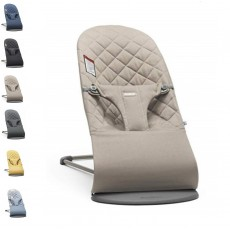 BabyBjorn Bouncer Bliss, Quilted Cotton